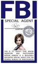 Carte FBI