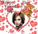 Hart valentijn dag Valentine ♥