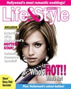 Magazine cover Life Style