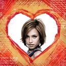 Målning Heart ♥