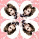 4 corazones ♥