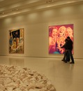 Art gallery Luminous painting
