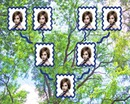 Arbol genealógico 7 fotos