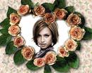 Сердце розы ♥
