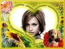 Heart ♥ labradorinnoutaja pentu Kukkia