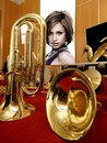 Painting Trumpet Scene