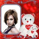 Teddy bear Te amo