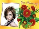 Hallo Guten Morgen Blumen