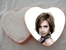 Kahon ng tsokolate Heart ♥