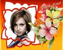 Rosas Thank you