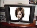 Escena Pantalla plana LG TV