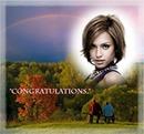 Paisaje Congratulations Felicitaciones