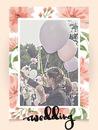 Esküvői meghívó virágos