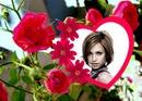 Corazón ♥ Rosas