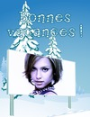 Inverno Painel outdoor