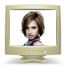 Computer screen Scene