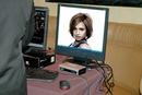Computer Desk Scene