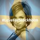 Stokholmas Švedija ataka aprašymą vaizdo
