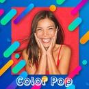 színes Pop
