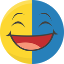 Smiley personnalisé transparent PNG
