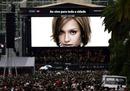 Concert Giant screen Scene