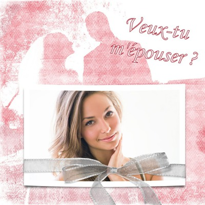 marriage proposal love - Pixiz Montage Mariage