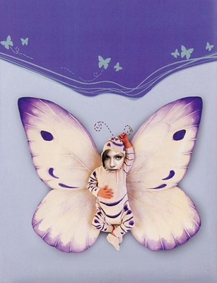 Angel Baby Butterfly