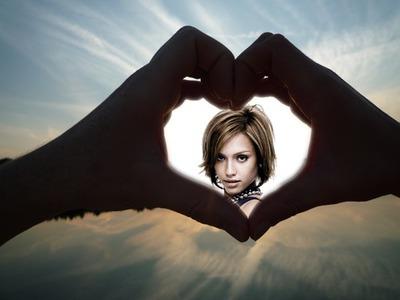 Mains en coeur ♥