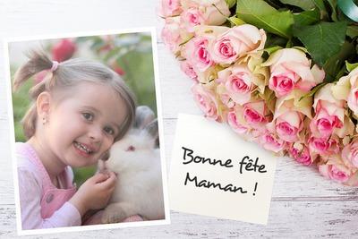 Bouquet di rose nonne Day