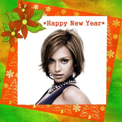 Happy New Year Feliz ano novo