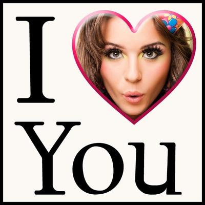 I love You Coeur ♥