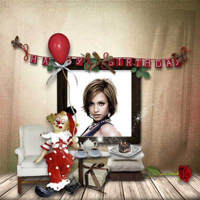 Happy Birthday Cumpleaños