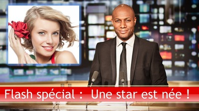 Televisioidaan Journal JT Harry Roselmack