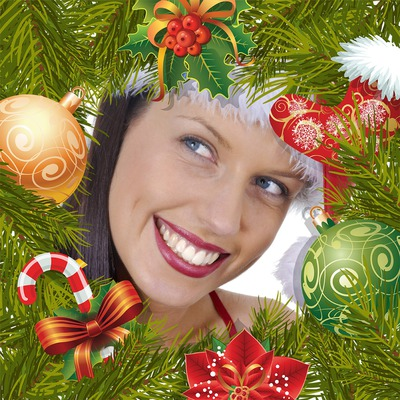 Natale cornice