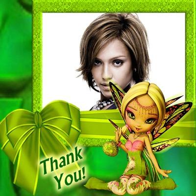Fée Thank you Merci