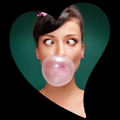 Corazón transparente PNG ♥