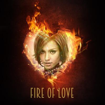 Corazón en el fuego