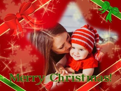 Joyeux Noël Fêtes Etoiles
