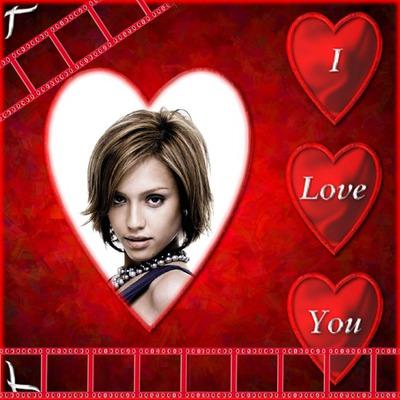 Corazón ♥ I love you