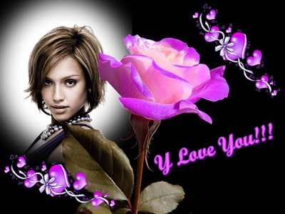 Rosa I love you