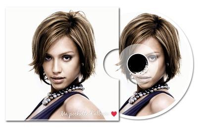 carátulas de CD con fotos personalizadas