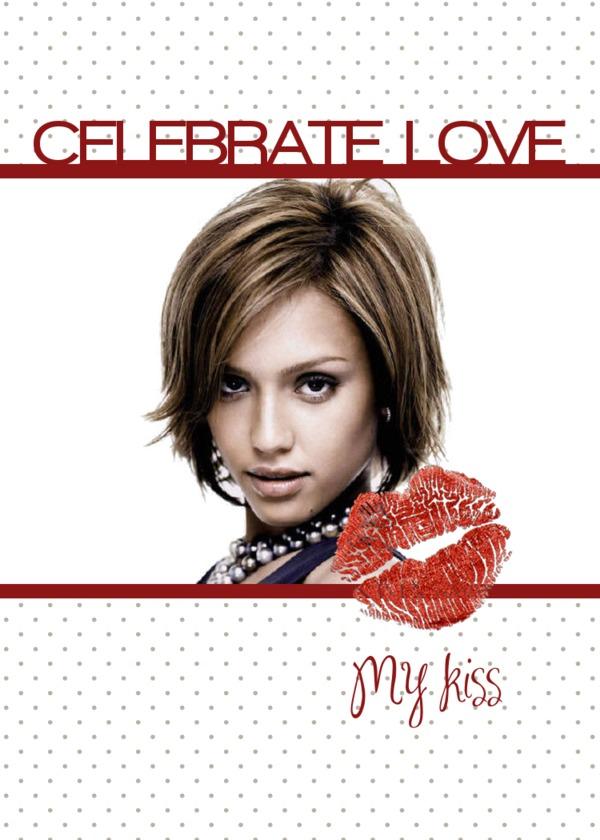 Photo montage Celebrate Love - Pixiz