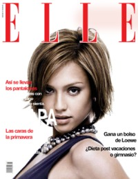 Couverture De Magazine Elle   Cadre N  62