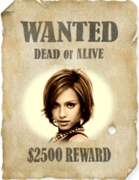 Wanted Poster - Montage photo sur Pixiz
