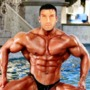 Bodybuilder Face