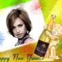 Happy new year Nouvel an Bonne année Champagne