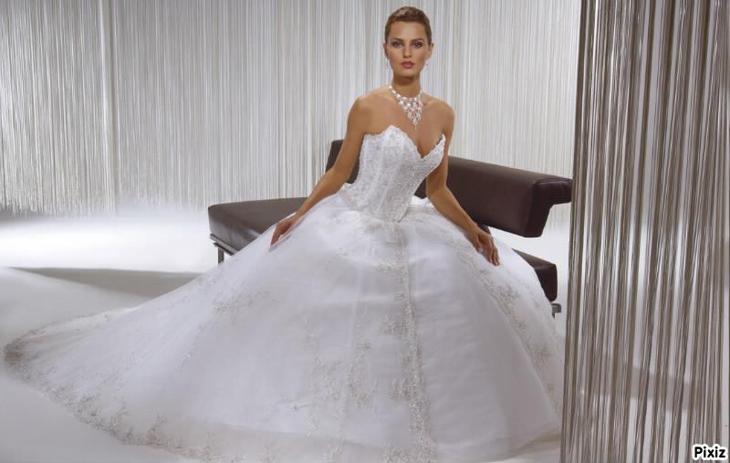 montage photo robe de marier pixiz - Pixiz Montage Mariage