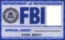 fausse carte du FBI