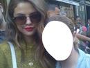 Foto con Selena Gomez