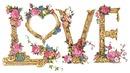 *Love 1 Heart*